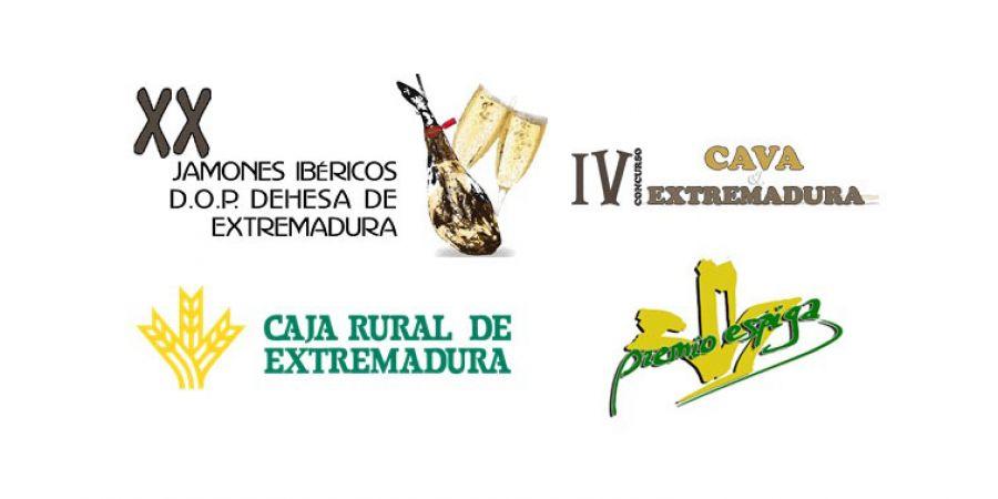 Entrega Premio Espiga Jamones Ibéricos D.O Dehesa de Extremadura y Premio Espiga Cava de Extremadura. Finca El Toril (Badajoz). 30 de octubre de 2019