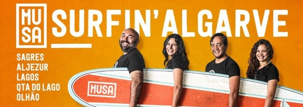 Musa Tour: Surfin' Algarve