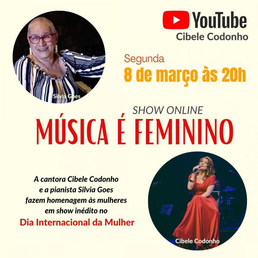 Música é Feminino
