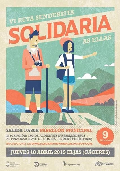 VI Ruta Solidaria 'As Ellas'