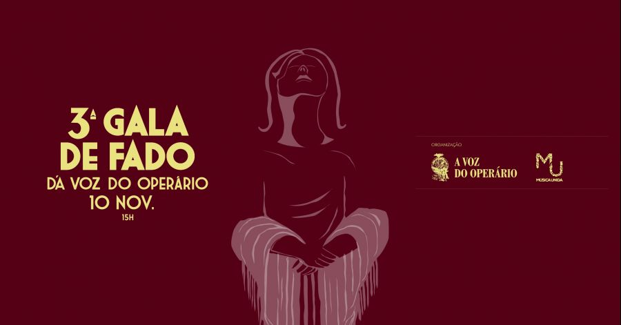 3.ª Gala de Fado d'A Voz do Operário