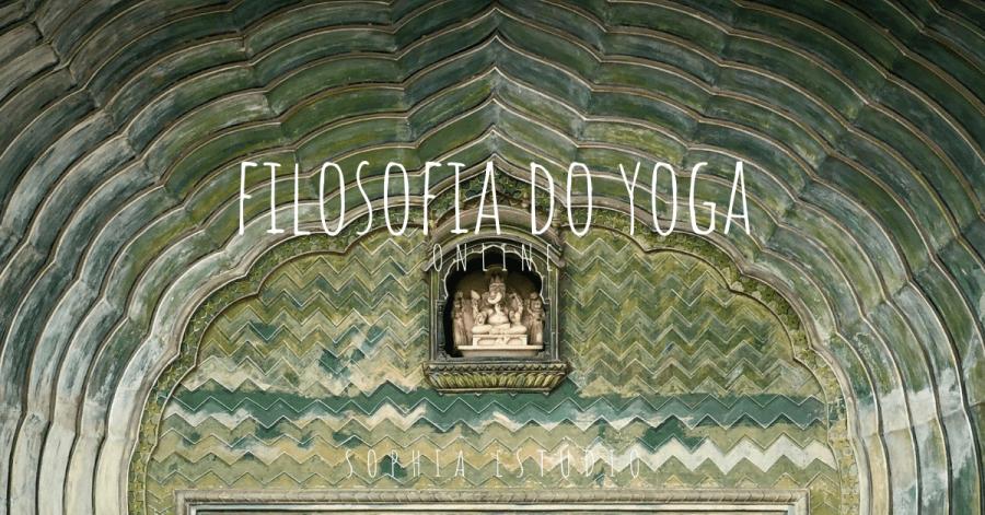 Curso Filosofia do Yoga   Online