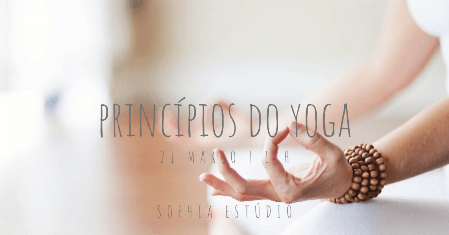 Princípios do Yoga   Workshop