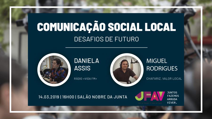 Comunicação Social Local: Desafios de Futuro