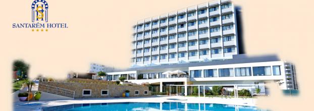 SANTARÉM HOTEL - Férias de Agosto - Promoção Reservas Antecipadas - Reserve antes que esgote!...