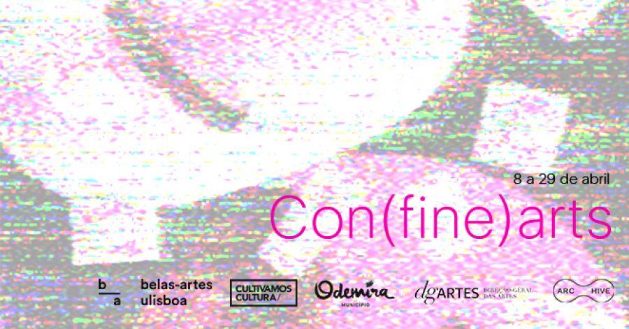 Con(fine)arts | Exposição