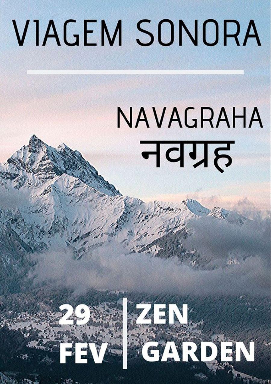 Viagem Sonora - Navagraha