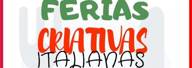 Férias Criativas Italianas na ASCIPDA