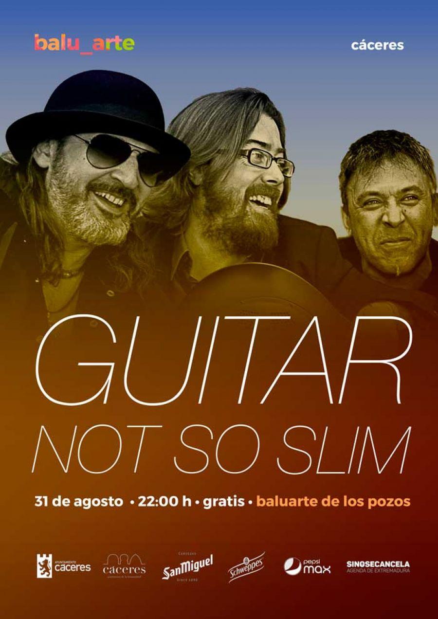 GUITAR NOT SO SLIM + DJ | balu_arte 2019