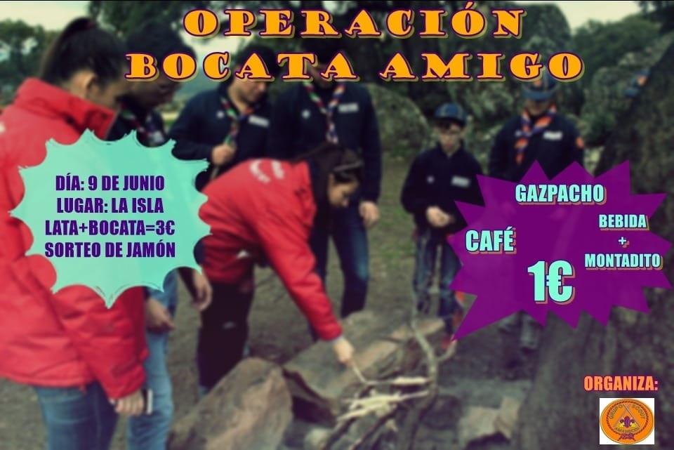 Operación Bocata Amigo