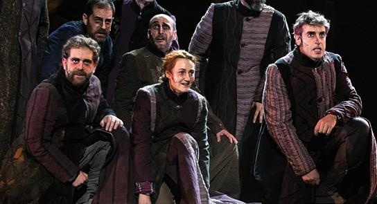 EL CERCO DE NUMANCIA de Miguel de Cervantes  //  Festival Internacional de Teatro Clásico de Mérida
