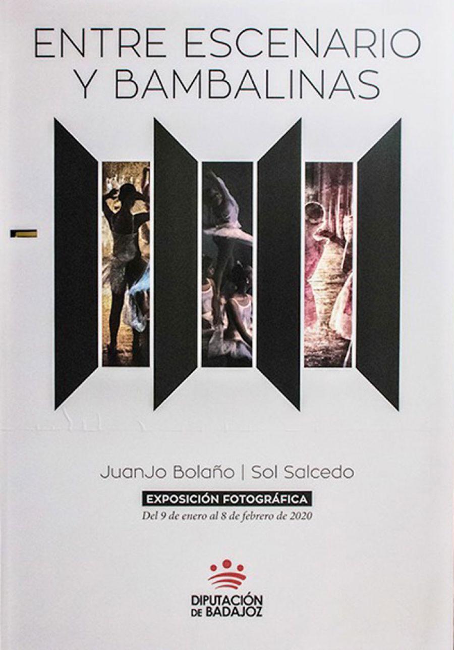 Exposición 'Entre escenario y bambalinas'