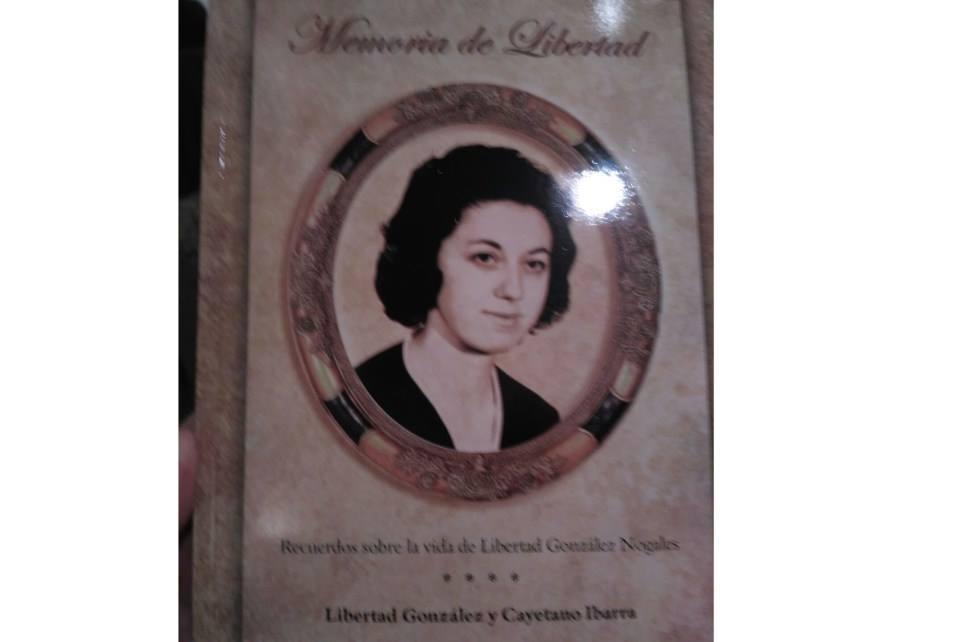 Presentación del libro 'Memoria de Libertad'