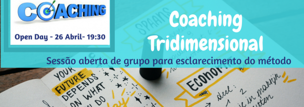 Open Day - Coaching Tridimensional