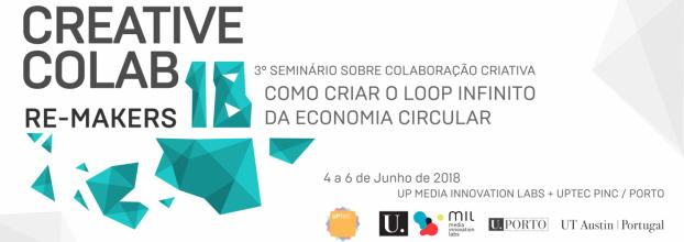 CC18: RE-MAKERS-Como criar o loop infinito da economia circular