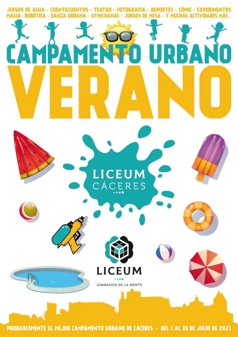 Campamento Urbano Liceum Cáceres