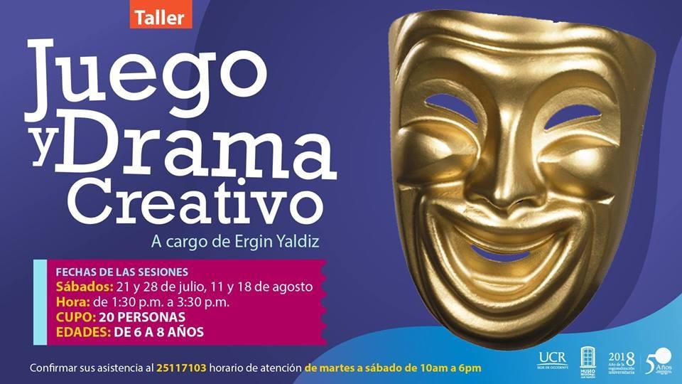Juego y drama creativo, con Ergin Yaldiz