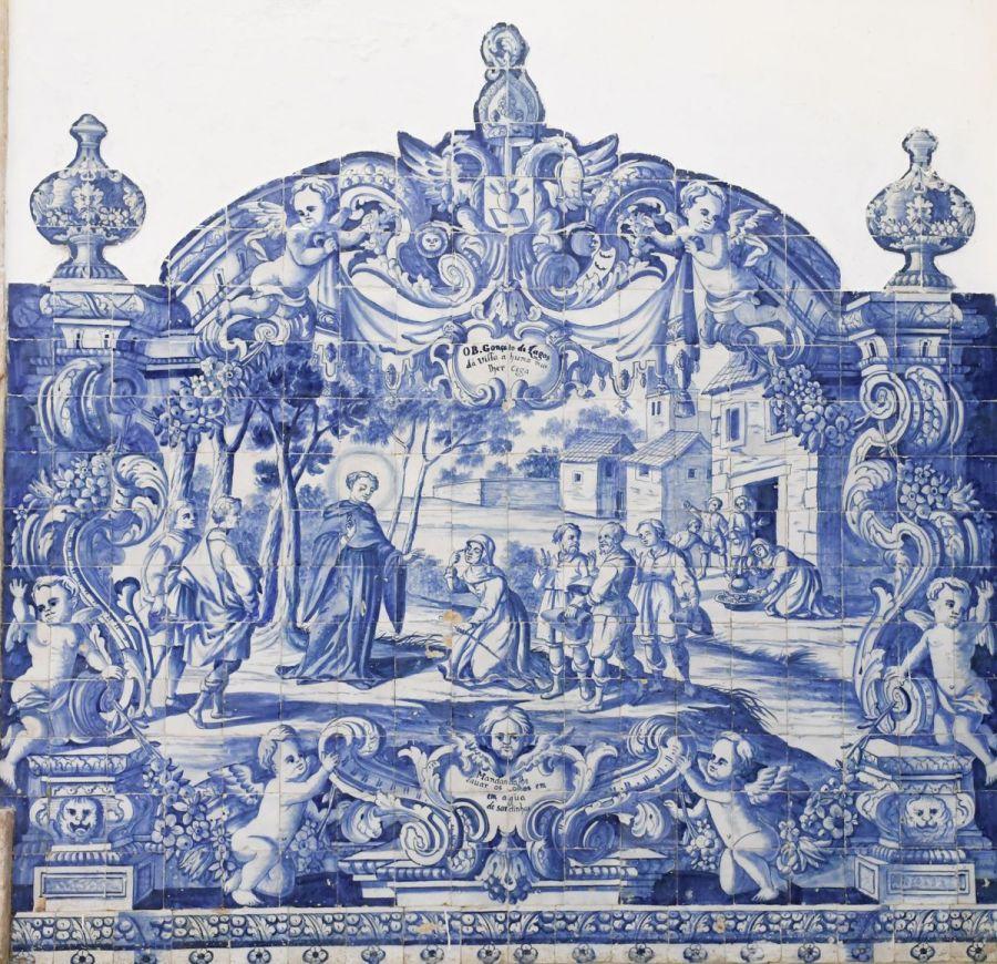 """EXPOSIÇÃO """"SÃO GONÇALO, PADROEIRO DE LAGOS (n. 1360) E DE TORRES VEDRAS (f. 1422) – VIDA E OBRA"""""""