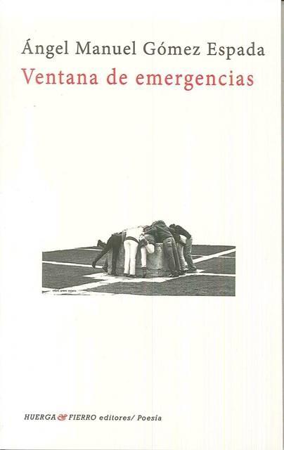 Presentación: 'Ventana de emergencias', de Ángel M. Gómez Espada || Librería El Pájaro Azul