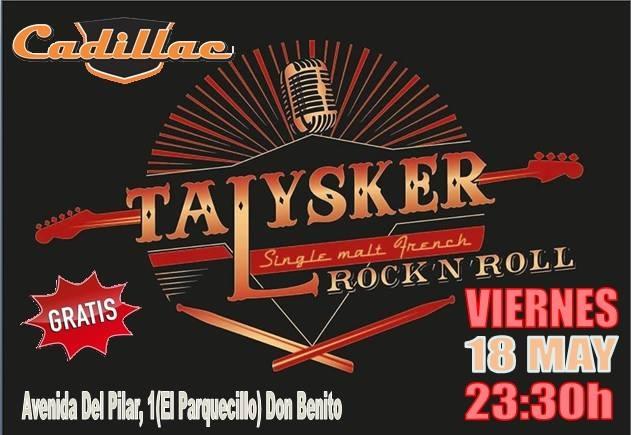 Concierto Talysker