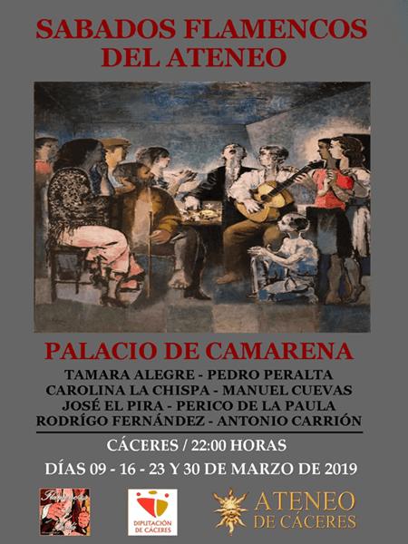 Sábados flamencos del Ateneo