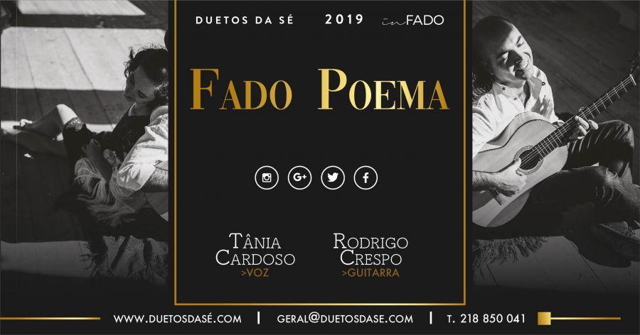 IN FADO - Fado Poema - Tiana Cardoso & Rodrigo Crespo