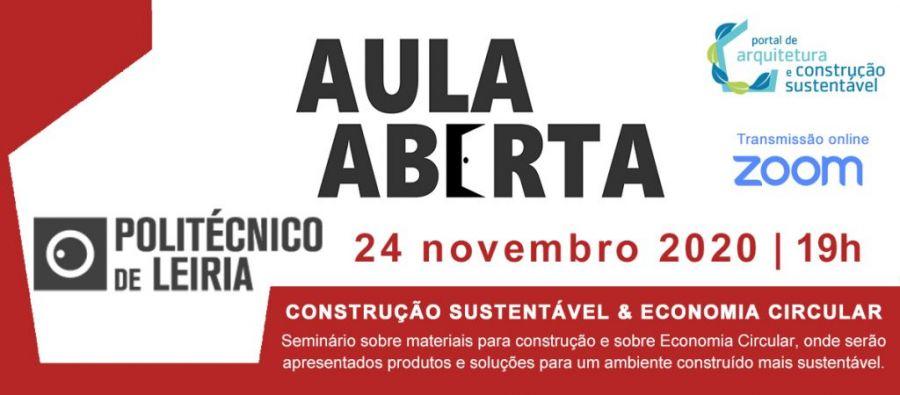 AULA ABERTA | INSTITUTO POLITÉCNICO DE LEIRIA
