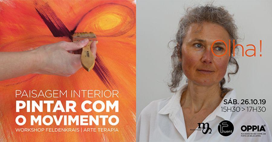 PINTAR COM O MOVIMENTO - OLHA !