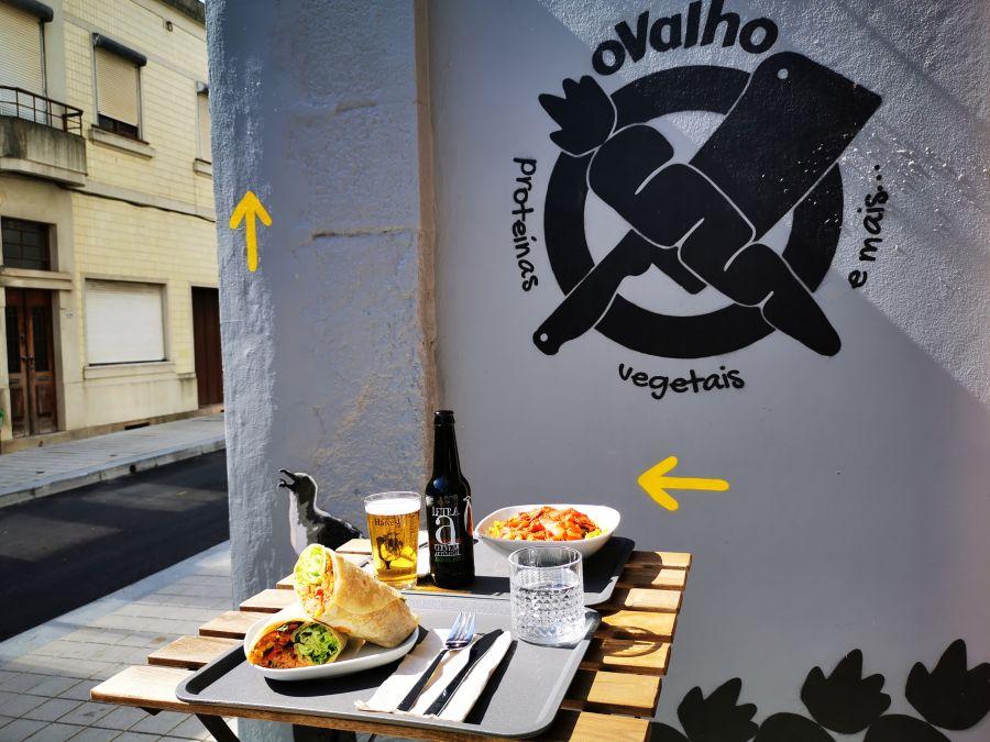 Inauguração oValho - Vegan Snack Bar