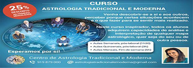 Curso Astrologia Tradicional e Moderna - Nível I
