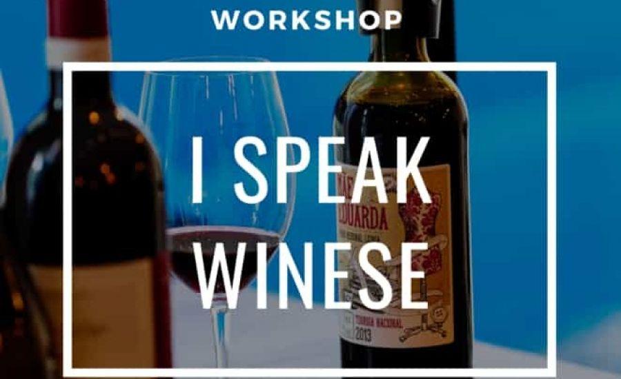 WORKSHOP - Introdução à Prova de Vinho