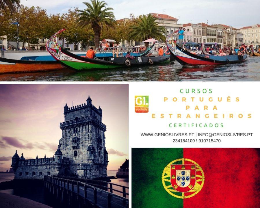 Curso de Língua Portuguesa para Estrangeiros