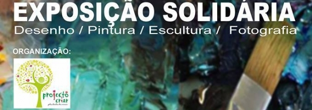 Exposição Solidária Projecto Criar (APC)