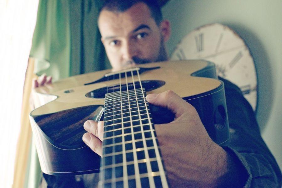 Tanausú Luis Fingerstyle   Música