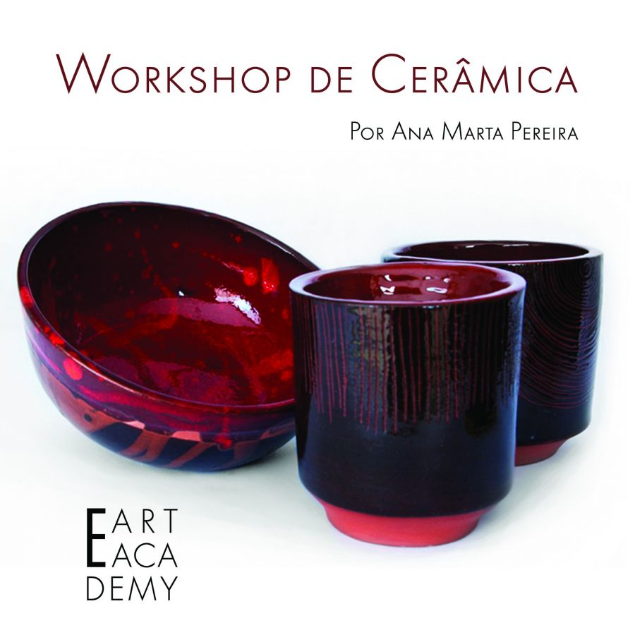 Workshop de Cerâmica