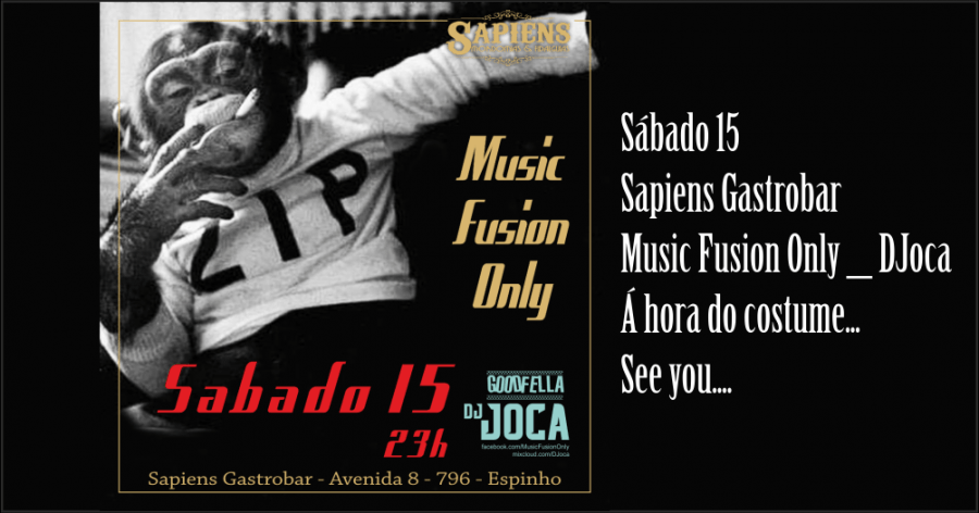 DJoca _ Music Fusion Only in Sapiens