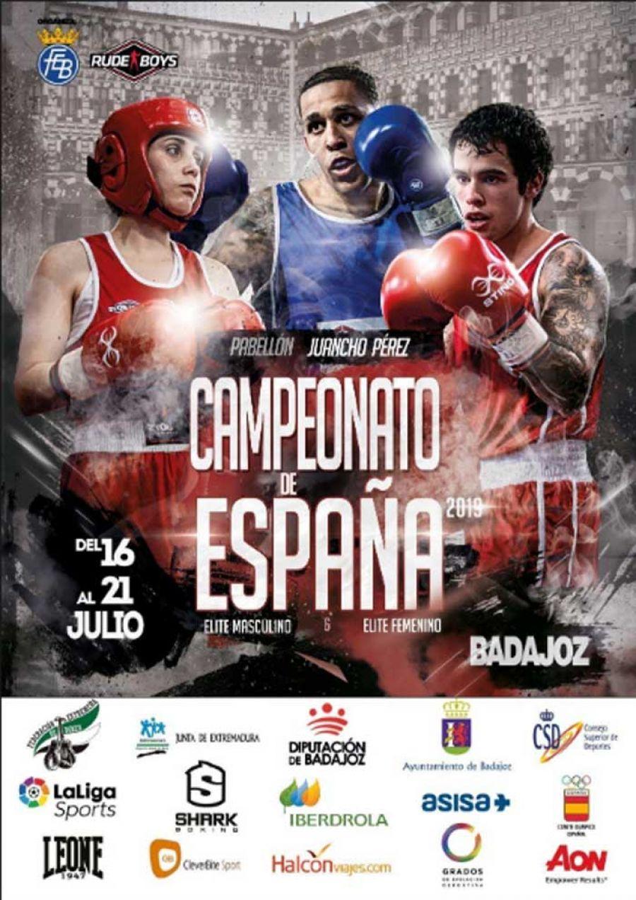 Campeonato de España de boxeo