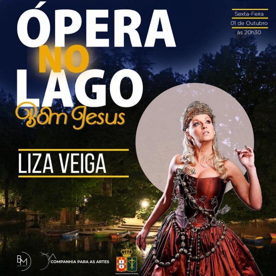 Ópera no Lago Bom Jesus