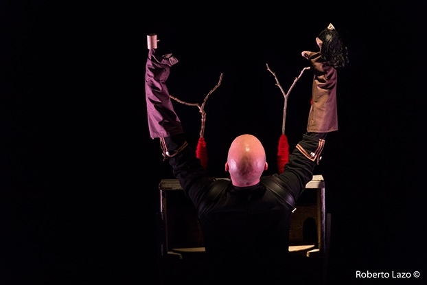 FIA 2018. Far Away. Eilertsen & Granados Teater & Lamatracataca. Noruega
