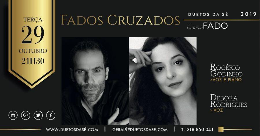 IN FADO - Fados Cruzados - Rogério Godinho & Debora Rodrigues