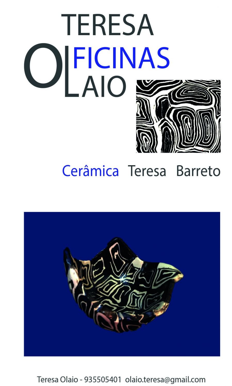 Oficina de Cerâmica com 2 Barros - Técnica Nerikomi