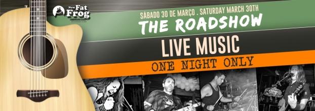 The RoadShow - Música ao Vivo
