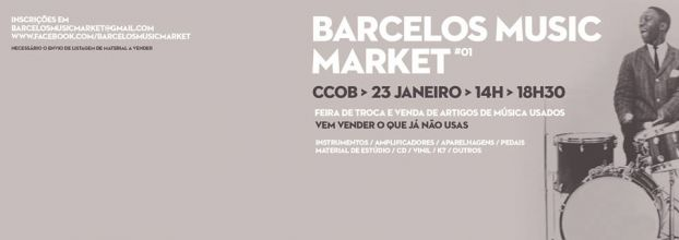 Barcelos Music Market