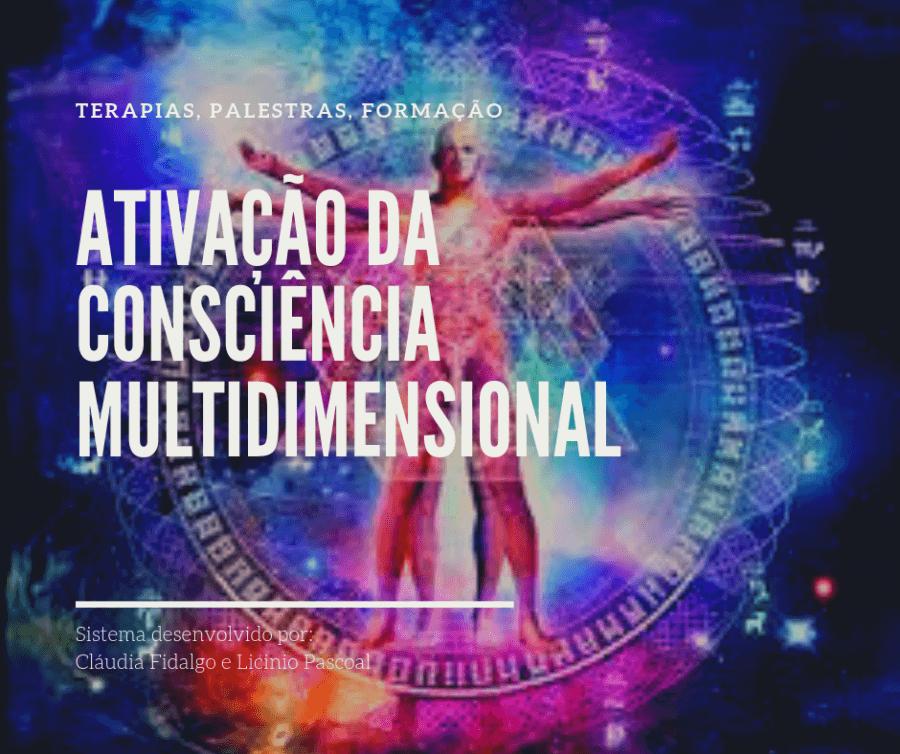 ACM - Ativação da Consciência Multidimensional - Consultas com Dr Luciano
