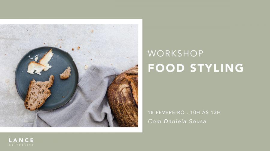 Workshop Food Styling