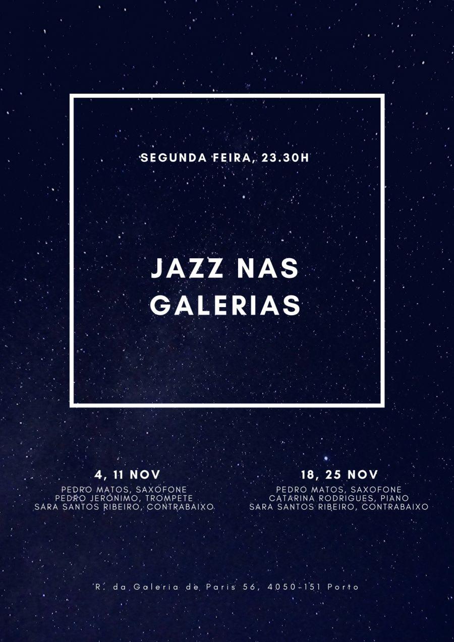 Jazz nas Galerias