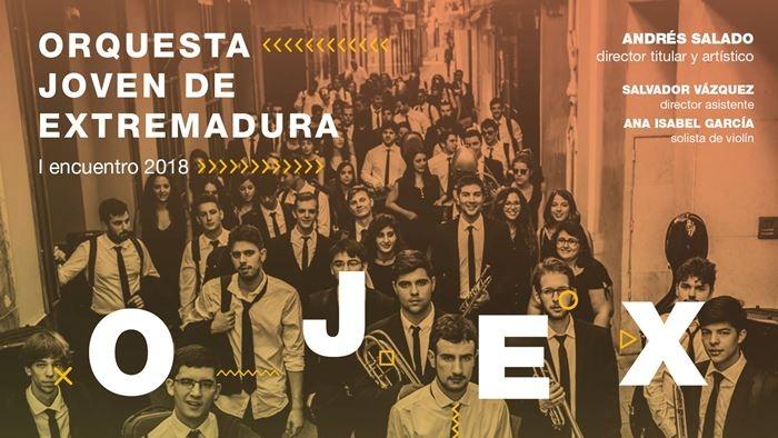 Concierto de la Orquesta Joven de Extremadura || I ENCUENTRO 2018