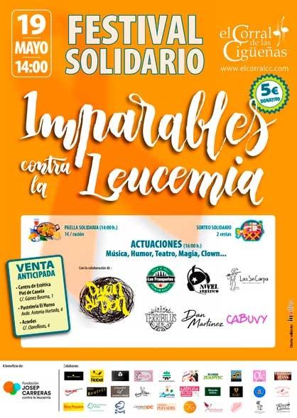 Festival | IMPARABLES CONTRA LA LEUCEMIA
