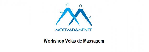 Workshop Velas de Massagem