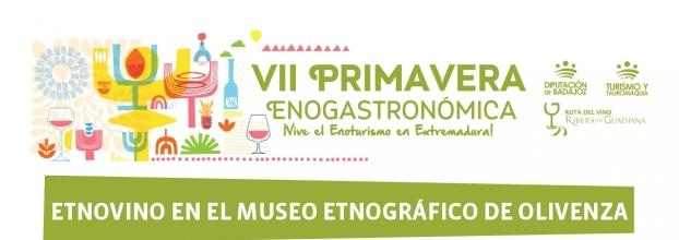 Etnovino en el Museo Etnográfico de Olivenza